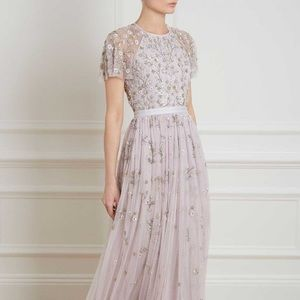 Needle + Thread Starlit Gown (NWT!)